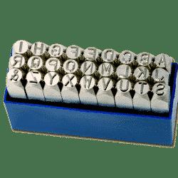 Slagletters Alfabetisch A-Z