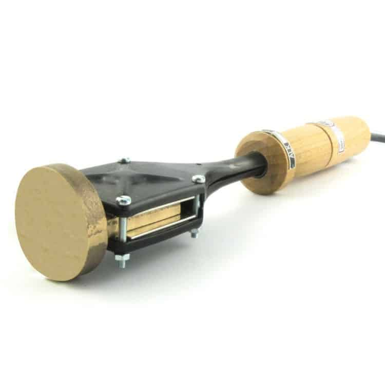 brandstempel 60mm rond