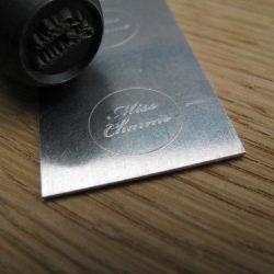 Slagstempel | Ø 25 mm